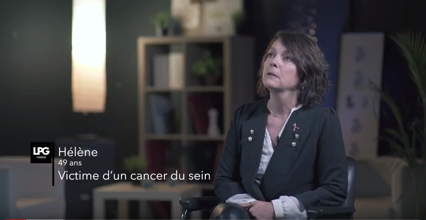 Cancer du sein LPG Medical