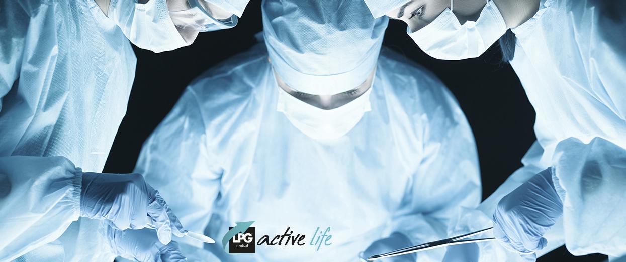 Pre post opération header - LPG medical