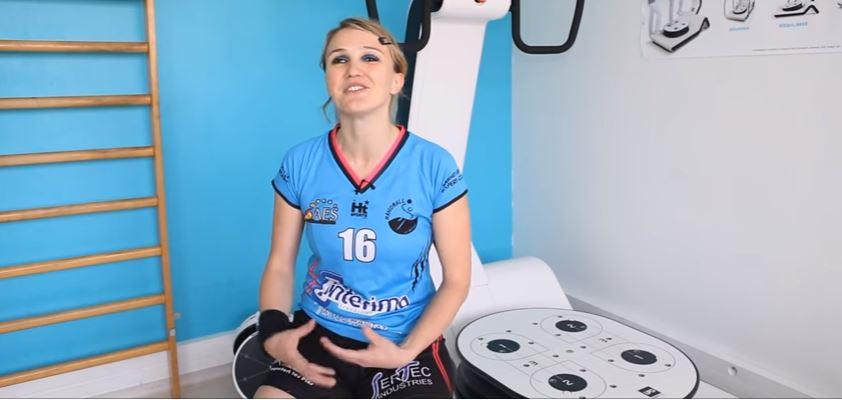 HUBER 360 Sportif Handball