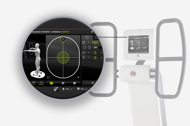 Huber posture - LPG medical