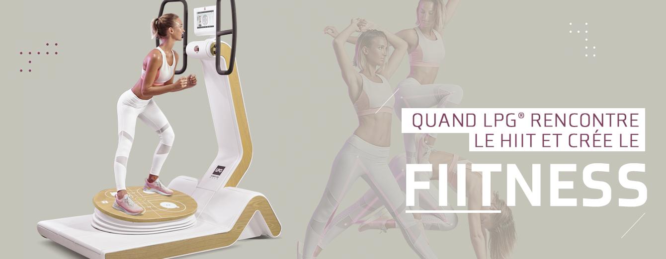 fitness HUBER 360® EVOLUTION